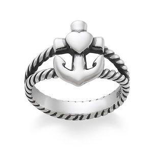 JAMES AVERY 🤩 Faith, Hope, & Love Twisted Ring
